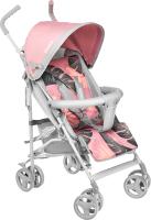 Детская прогулочная коляска Lionelo Elia (розовый) -