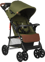 Детская прогулочная коляска Lionelo Emma Plus (зеленый) -