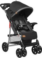 Детская прогулочная коляска Lionelo Emma Plus (серый) -