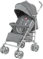 Детская прогулочная коляска Lionelo Irma (серый) -