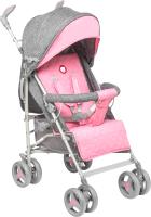 Детская прогулочная коляска Lionelo Irma (розовый) -