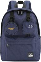 Рюкзак Himawari HW-0422 (темно-синий) -