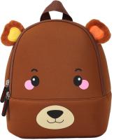 Детский рюкзак Sun Eight Медведь / SE-sp035-01 (коричневый) -