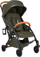 Детская прогулочная коляска Lionelo Julie (зеленый) -