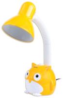 Настольная лампа Sonnen Сова Ou-603 / 236673 (желтый) -