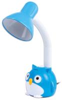 Настольная лампа Sonnen Сова Ou-603 / 236674 (синий) -