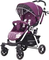 Детская прогулочная коляска Rant Jazz Trends / RA004 (Lines Purple) -