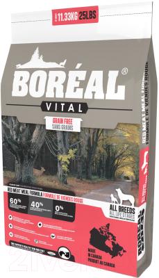 Корм для собак Boreal Vital с красным мясом