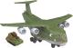 Самолет игрушечный Нордпласт 1452 -