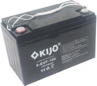 Батарея для ИБП Kijo 6-EVF-100Ah M8 / 12V100AH -