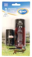 Контейнер для уборочных пакетов Duvo Plus 311334/RED/DV -