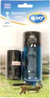 Контейнер для уборочных пакетов Duvo Plus 311334/BLUE/DV -