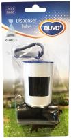 Контейнер для уборочных пакетов Duvo Plus 311333/WHITE/DV -