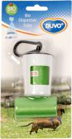 Контейнер для уборочных пакетов Duvo Plus 311337/DV (белый) -