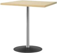 Обеденный стол Nowy Styl Lena Chrome 80x80 -