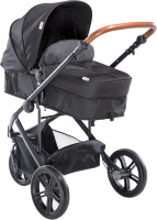 Детская универсальная коляска Hauck Pacific 3 Shop'n Drive 3 в 1 / 309162 (Caviar) -