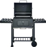 Угольный гриль GoGarden Grill-Master 83 Plus / 50148 (черный) -