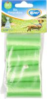 Пакеты для выгула собак Duvo Plus Био 311336/DV (4x20шт, зеленый) -