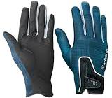 Перчатка для рыбалки Shimano GL-095Q / 5YGL095QF8 (JP-XL, синий) -
