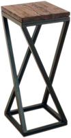 Табурет Грифонсервис СЛ21 Loft (черный лак/темный орех) -