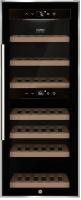 Винный шкаф Caso WineComfort 38 (черный) -