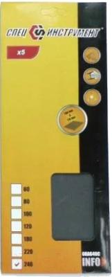 Шлифлист, 3 шт. Спец-Инструмент 08A640C