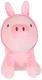 Мягкая игрушка Miniso Пятачок с капюшоном динозавра / 2643 -