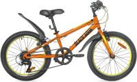 Детский велосипед Black Aqua City 1201 V 20 / GL-101V (оранжевый) -