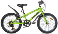 Детский велосипед Black Aqua City 1201 V 20 / GL-101V (зеленый) -