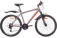 Велосипед Black Aqua Cross 2651 V 26 / GL-317V (серый/оранжевый) -