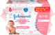 Влажные салфетки детские Johnson's Нежная забота для детей (240шт) -