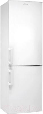 Холодильник с морозильником Smeg CF33BF