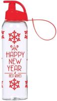 Бутылка для воды Herevin Happy New Year / 161405-270 -