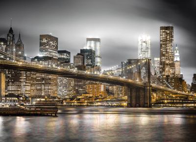 Пазл Clementoni Нью-Йорк 39366 (1000эл )