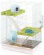 Клетка для грызунов Ferplast Hamster Tris / 57018411W1 -