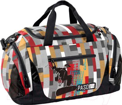 Спортивная сумка Paso 18-019KS