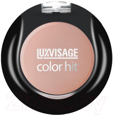 Фото - Румяна LUXVISAGE Color Hit компактные тон 14 luxvisage румяна silk dream тон 4