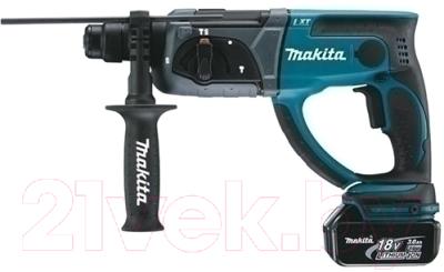 Профессиональный перфоратор Makita DHR202RF