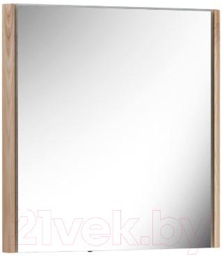 Зеркало Belux Альмерия В80 (138, натуральный массив клен)