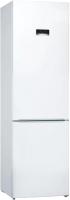 Холодильник с морозильником Bosch KGE39AW33R -