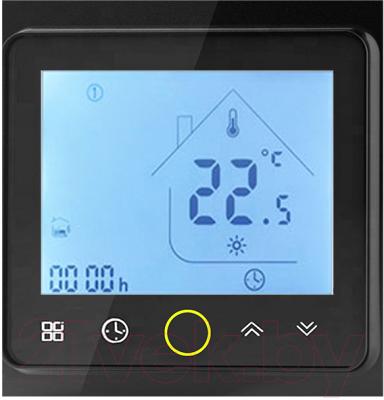 Терморегулятор для теплого пола SMARTLIFE AC 603H-B-WiFi