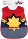 Нагрудник детский Miniso Marvel / 3980 -