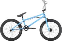 Велосипед STARK Madness BMX 2 2021 (синий/оранжевый) -
