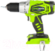 Аккумуляторная дрель-шуруповерт Greenworks G24DDK2X (3703307) -