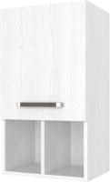 Шкаф навесной для кухни Modern Ника Н154 (анкор светлый) -