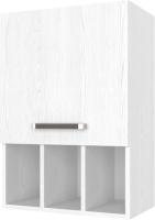 Шкаф навесной для кухни Modern Ника Н155 (анкор светлый) -