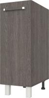 Шкаф под мойку Modern Ника Н223 (анкор темный) -