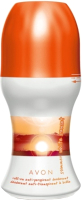 Антиперспирант шариковый Avon Summer White Sunset (50мл) -