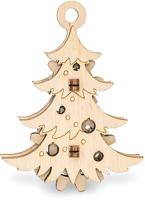 Конструктор EWA Новогодняя елка -