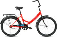 Велосипед Forward Altair City 24 2021 / RBKT1YF41007 (16, красный/голубой) -